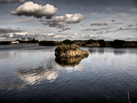 The Island by Mike-Whitford