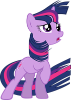 Twilight: Flowy Mane by Ocarina0fTimelord
