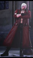 Cool Dante by GnomeGod98