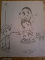 Big Time Chibi (? by karlibtr