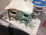 Gingerbread house by timdraekrules