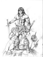 Conan the Cimmerian 2010 by RubusTheBarbarian