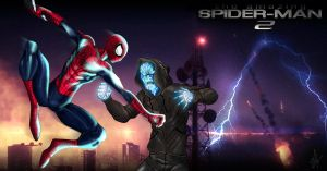 The Amazing Spider-man 2 by sia1965pak