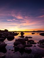 Lake Tahoe  sunset131201-73 by MartinGollery