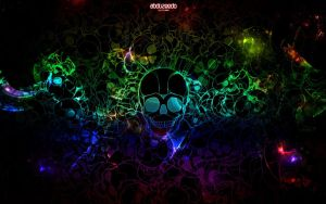 the skulls by Black-God-69