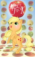 AppleJack by Quila-Quila