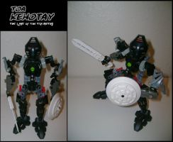 BIONICLE: Toa Kehotay by Heckfire