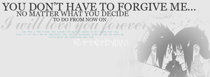 [ B ] I will love you forever by letterbyowl