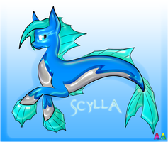 Scylla by AmyAmyCyberfolf