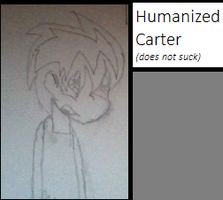Humanized Carter by jenna1204
