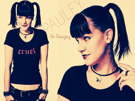 Pauley Perrette Wallpaper by Nyssa-89