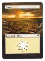 Plains Altered Art Land by ke-couture