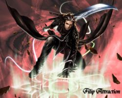 Force Blader by FilipAttraction