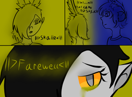 Farewell... by TickTackie