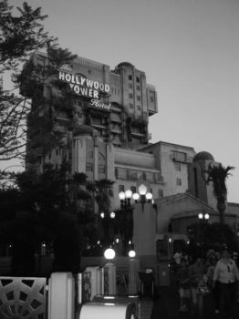 Tower of Terror by LikeALady