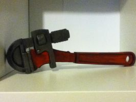 bioshock wrench by sam1337
