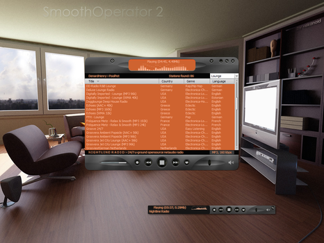 Smooth Operator 2 skin by vekanoid