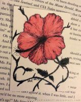 ACEO - Bookmark for Cloaked by strryeyedreamr27
