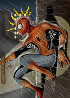 Spider-Man - Colorjob by BouncieD
