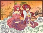 geishas by Invader-celes