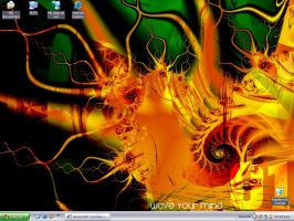 My Desktop01 by honchay86