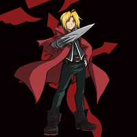 Edward Elric by shirouyuki