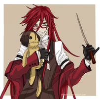 Grell by Shandrial