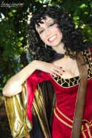 Mother Gothel Cosplay by adami-langley