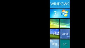 Windows History Tiles by jeremebp