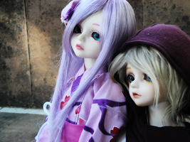 Magical Twins XI by AidaOtaku-BJD