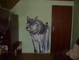 wolf in my room by me3xR