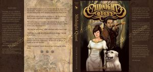 Midnight Quest cover by skylisketches