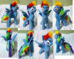 Rainbow Dash by Rens-twin