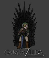 Game of Zelda by Craig-Fisk