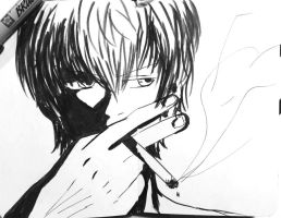 Don't Smoke 32/365 by Tediouslynormal