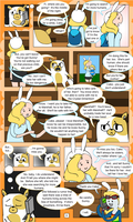Adventure Time with Sunny and Thad Pg 8 by I-Am-Mrfette