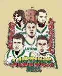 Eurobasket 2011 Lithuania by sologfx