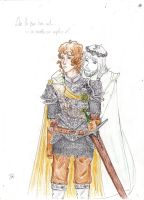 LorasxRenly Remembering by GliffBR