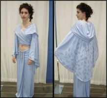 Padme Tatooine Costume by HeatherD