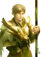 Ma chao by ultramarineandwhite