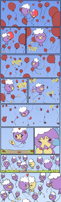PKMN Happily ever after by Nire-chan
