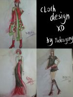 clothes design pra by FadeAgony