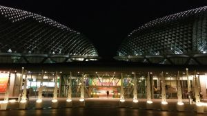 Singapore's Central 5 by Dijay365