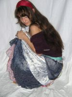 Gypsy 10 by Kussioth-Stock