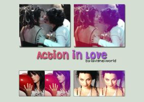 """Photoshop Action """"In Love"""" by lavignexworld"""