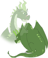 Tremor, Spike's Father by FaithFirefly