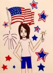 Happy 4th of July  by kmtvm123