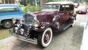 '32 Pierce Arrow 7 Passenger Touring by hankypanky68