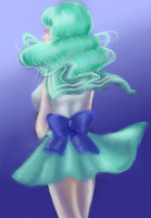 Sailor neptune by Lia-tomoe