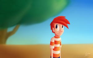 Phineas by StaticColour